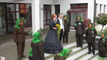 Hochzeit Axel und Ramona