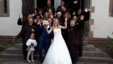 Hochzeit Mike und Sofie
