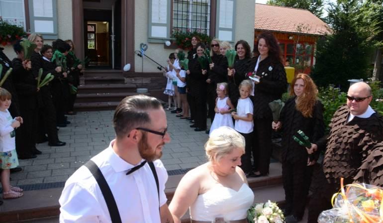Hochzeit Mira und Thorsten