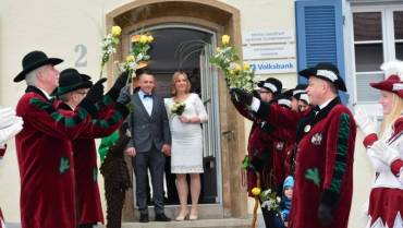 Hochzeit Mirco und Sandra