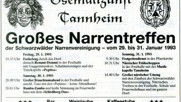 27 Jahre alte Zeitungsberichte